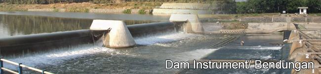 Dam Instrument/ Bendungan