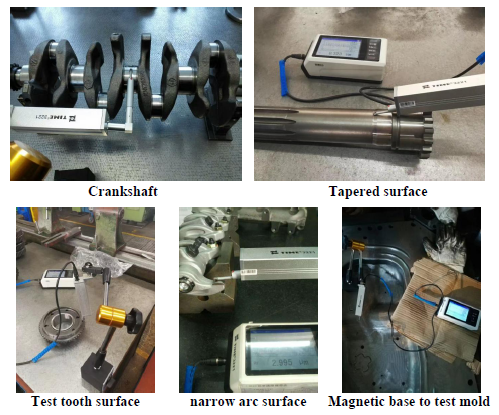 322X Series Universal Roughness Tester
