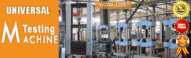 Universal Testing Machine WDW 100E