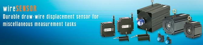 Draw-Wire Sensors