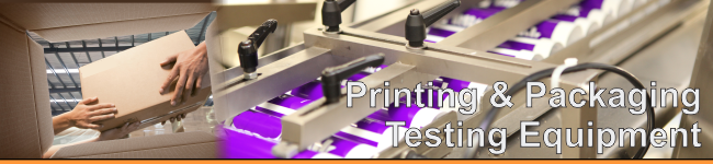 Printing & Packaging Testing equipment