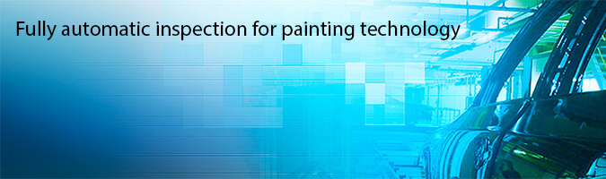 Painting Integrated Online Monitoring