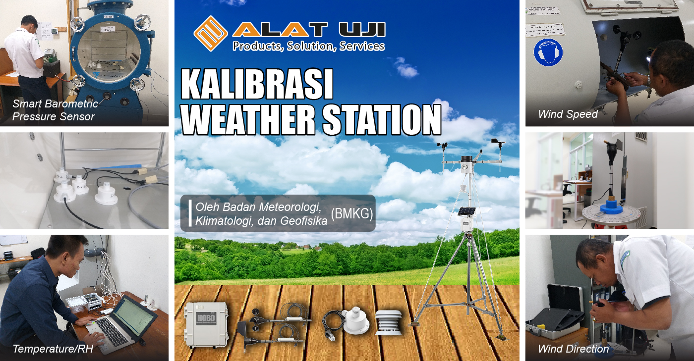 Kalibrasi Weather Station