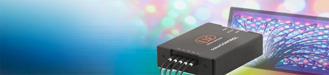 Sensor System For LED Test