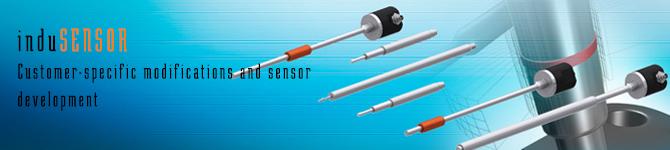 Inductive sensors (LVDT)