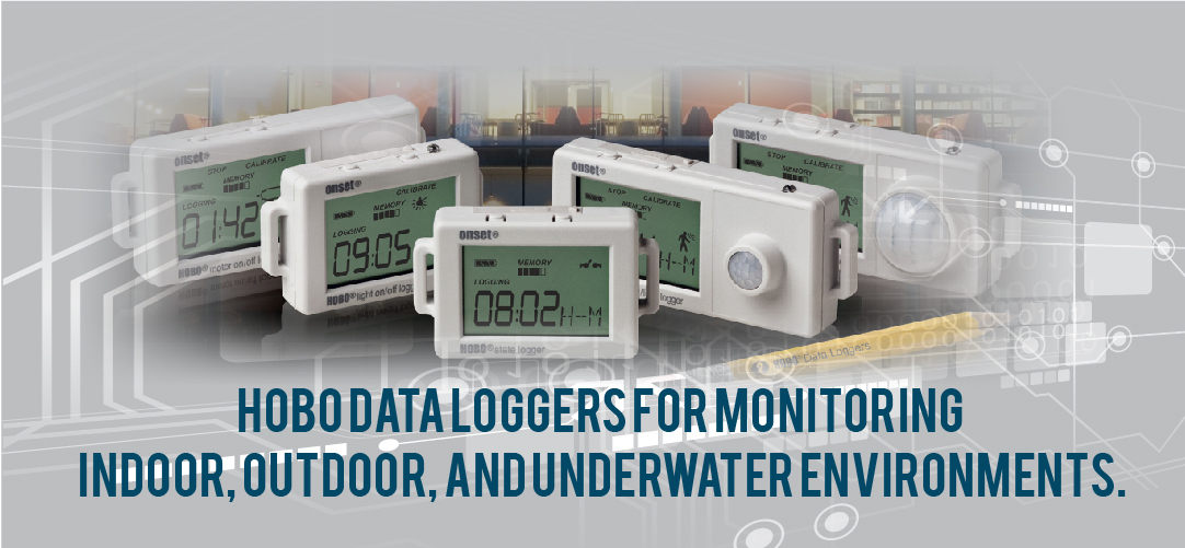 HOBO DATA LOGGERS