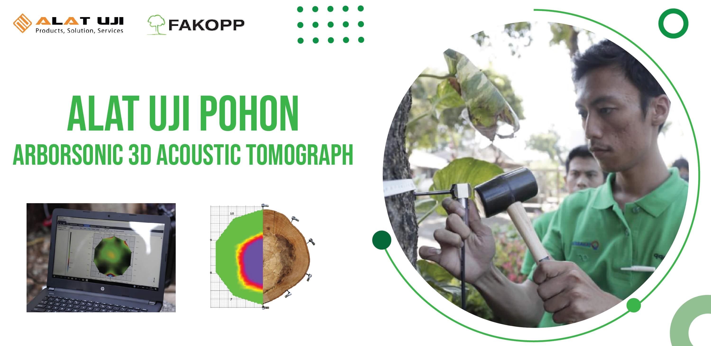 ArborSonic 3D Acoustic Tomograph Fakkop