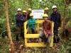 Instalasi HOBO Water Level Data Logger Di PT Bina Silva Nusa Kalimantan Barat
